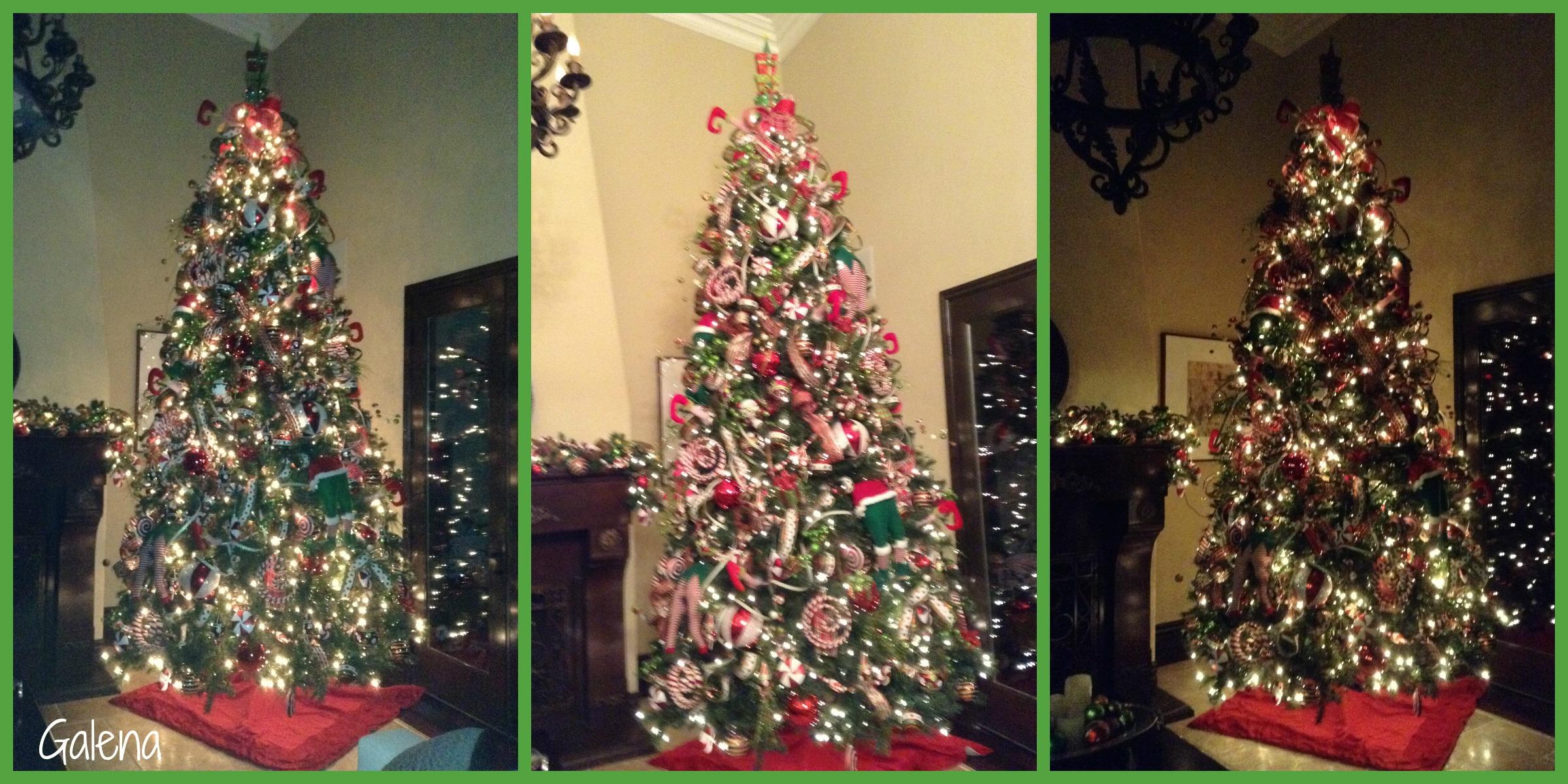 Ideas para decorar el rbol de navidad el rbol de los caramelos