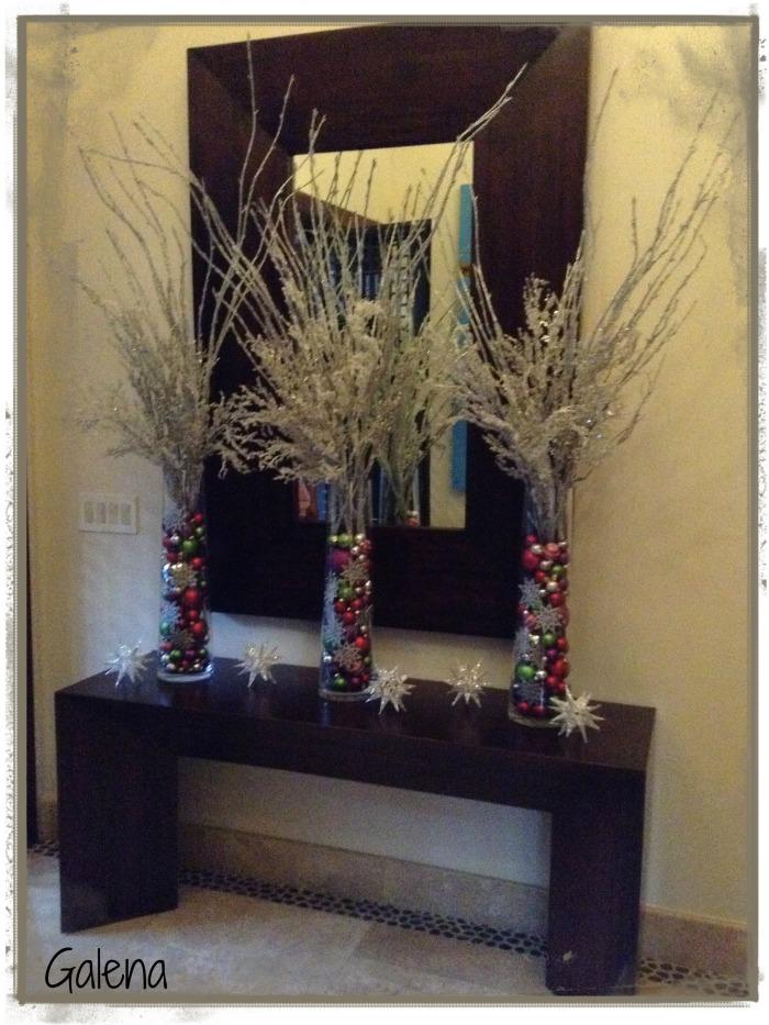 cilindros navideños