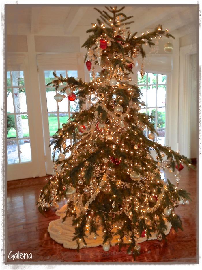 El árbol de navidad / elegante, sencillo y original