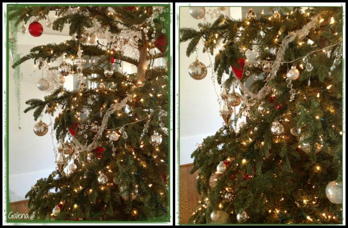 los adornos de navidad
