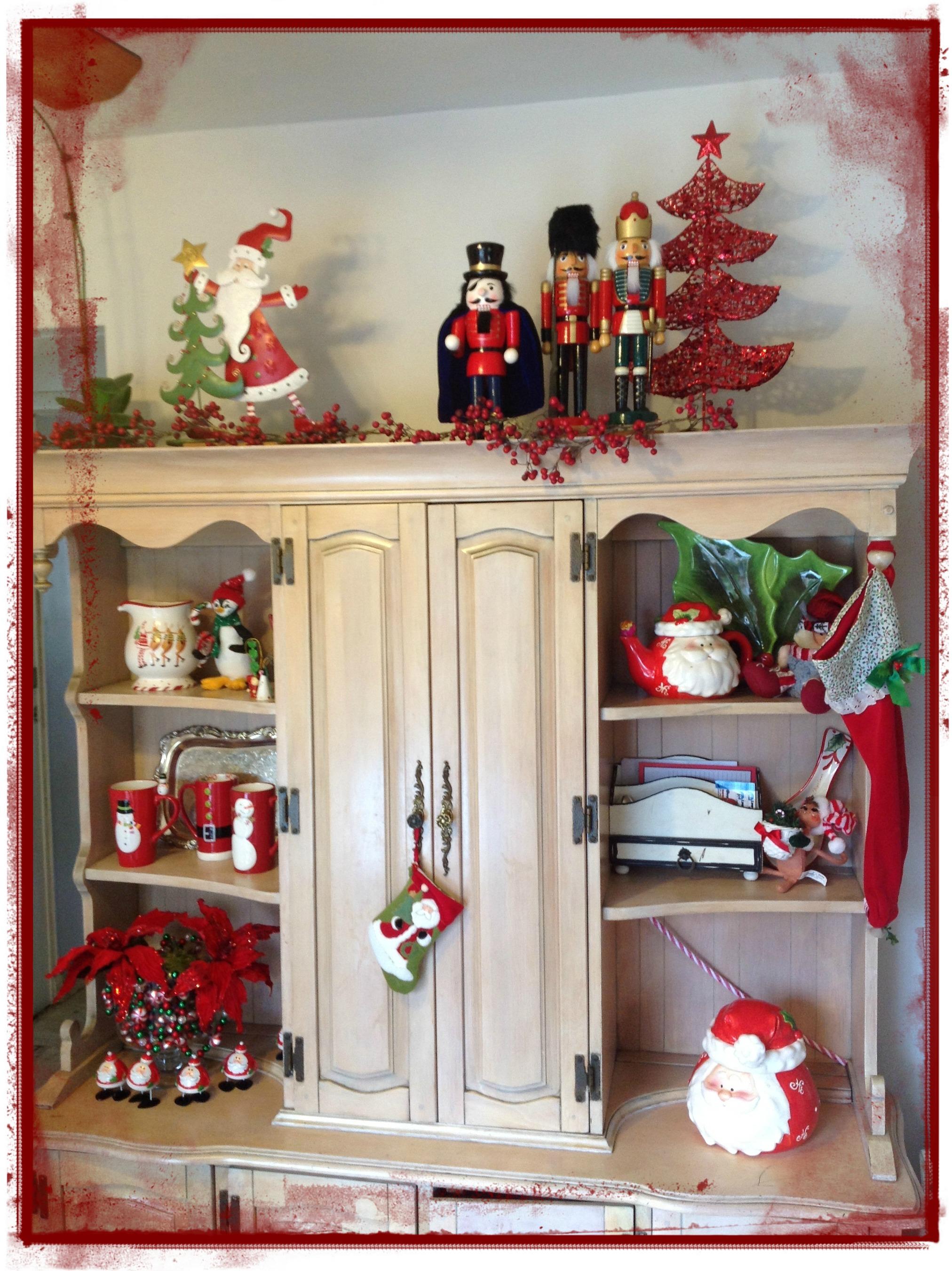 Ideas navide as un detalle en cada rinc n ana galena - Mueble para la cocina ...