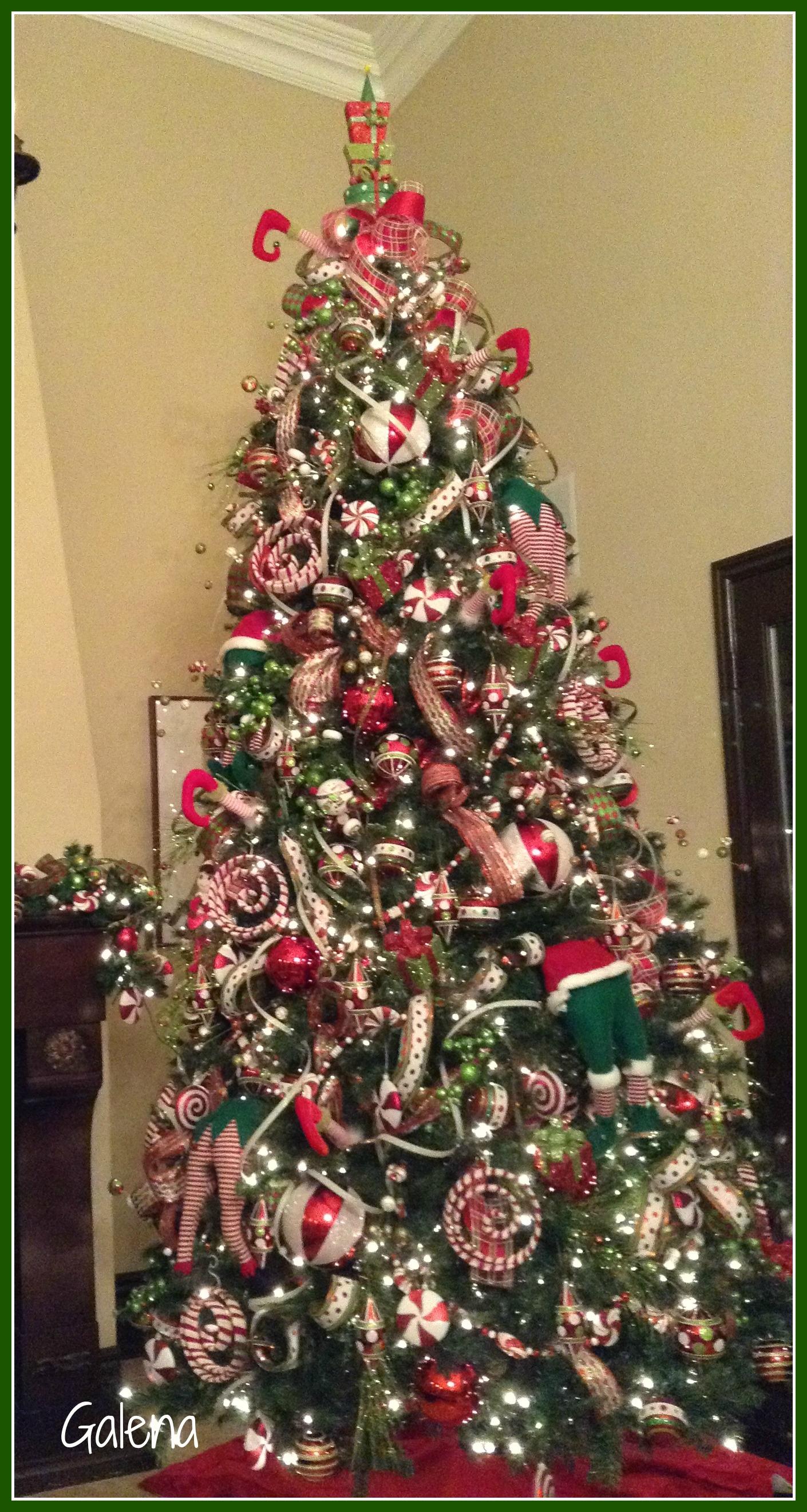 Ideas para decorar el rbol de navidad el rbol de los - Arboles de navidad de chuches ...