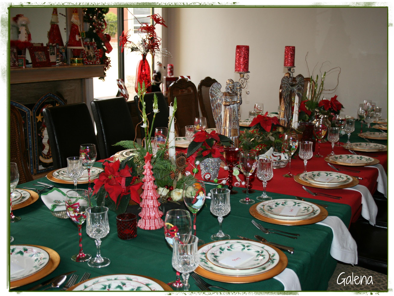 centro de mesa navide o escuelita de flores galena