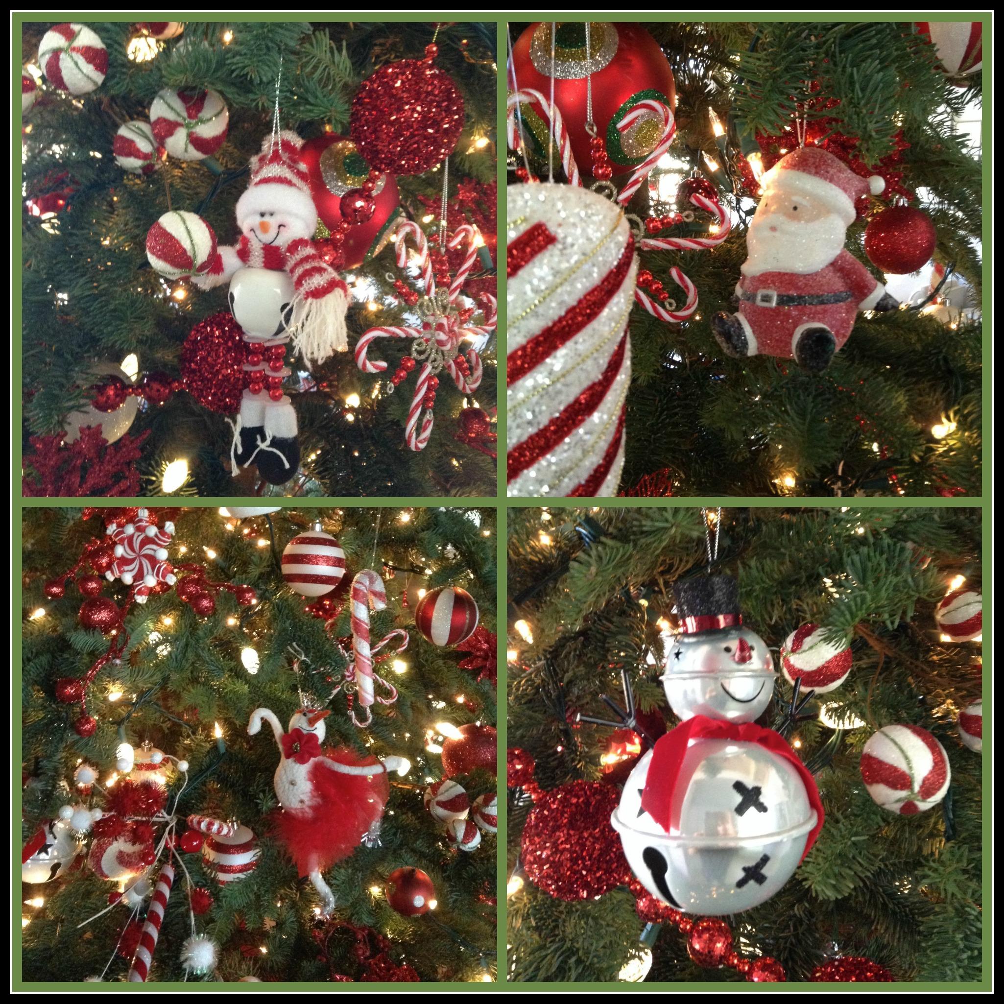 Ideas para decorar el rbol de navidad mi rbol en el - Planta navidad ...