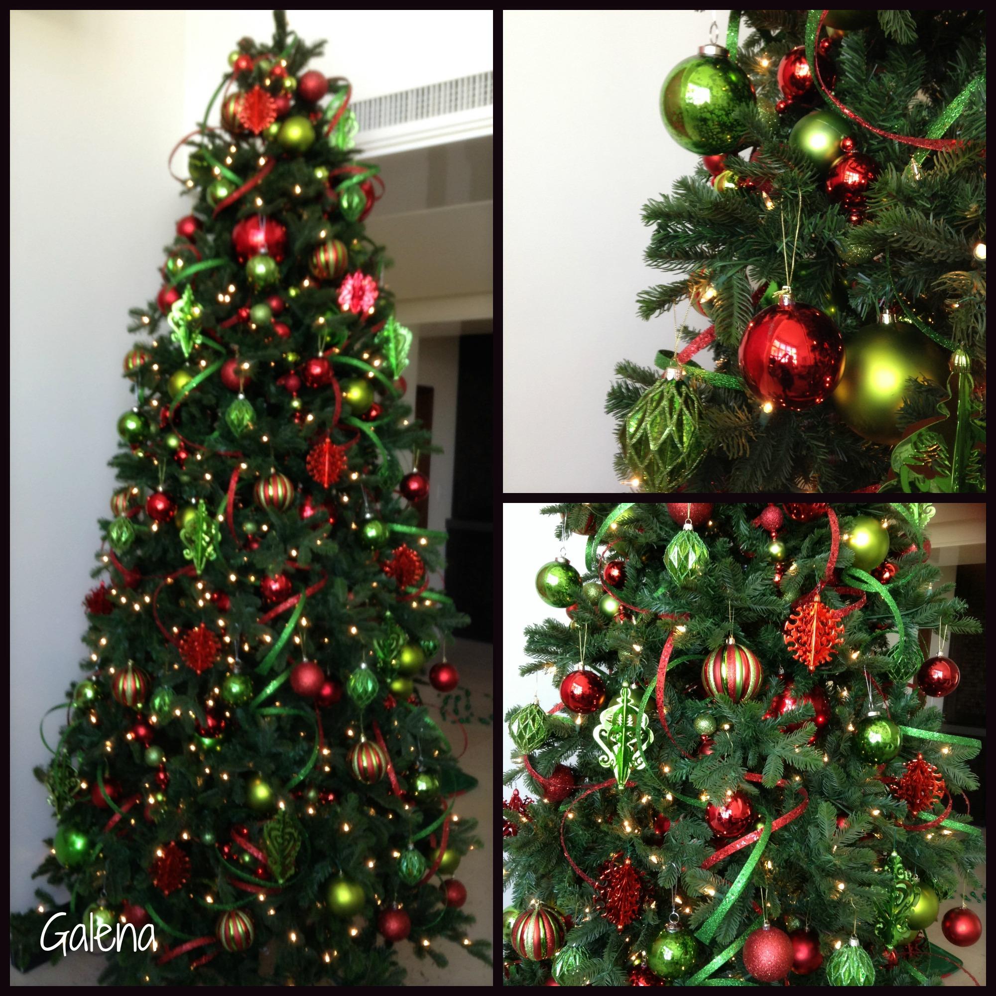Ideas para decorar el rbol de navidad escuelita de - Como adornar un arbol de navidad blanco ...