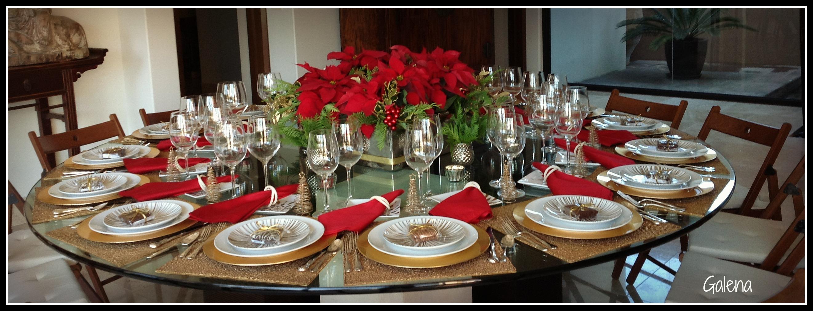 centro de mesa con nochebuenas escuelita de flores galena