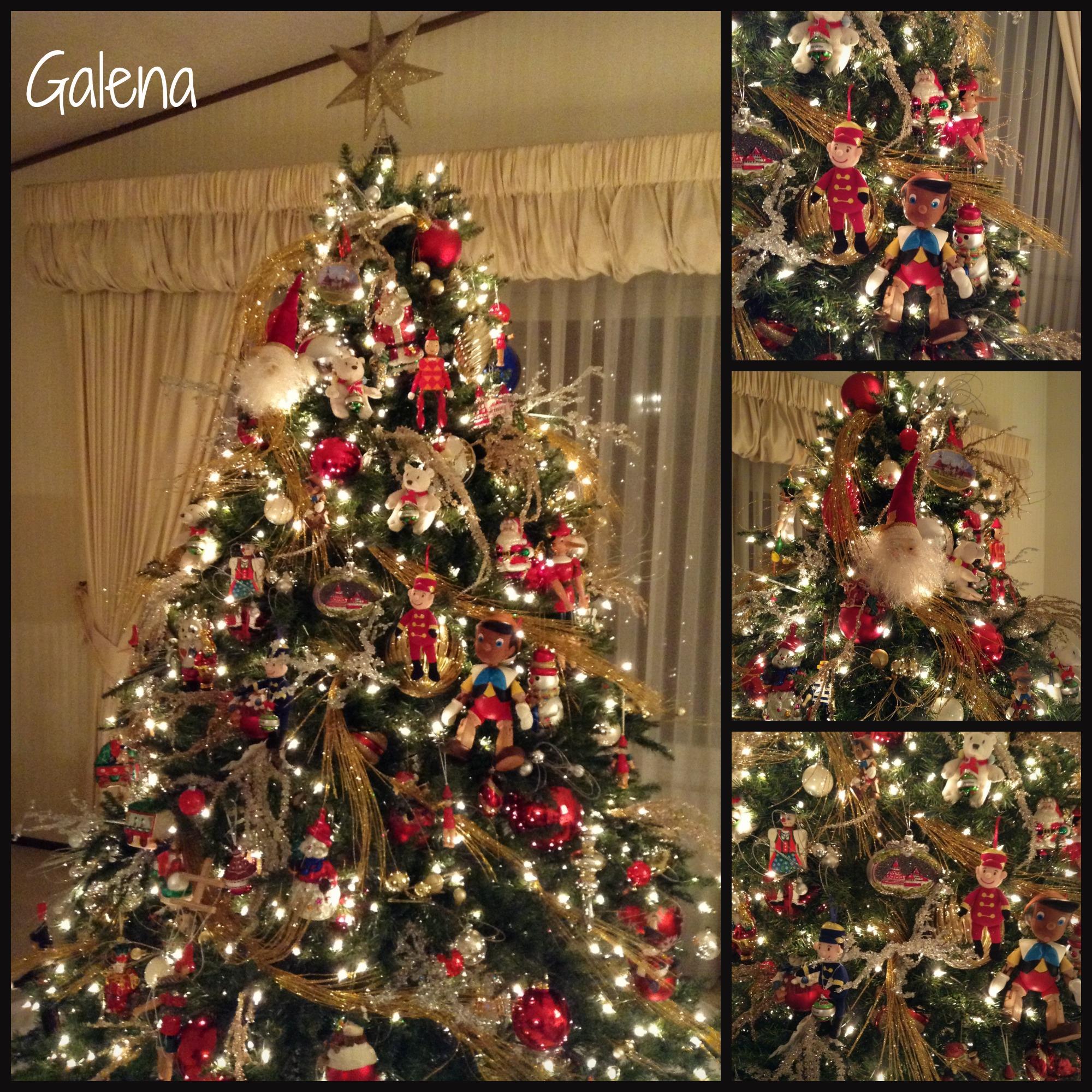 Ideas Para Decorar El árbol De Navidad Ana Galena