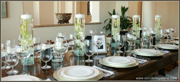 dendromios en la mesa