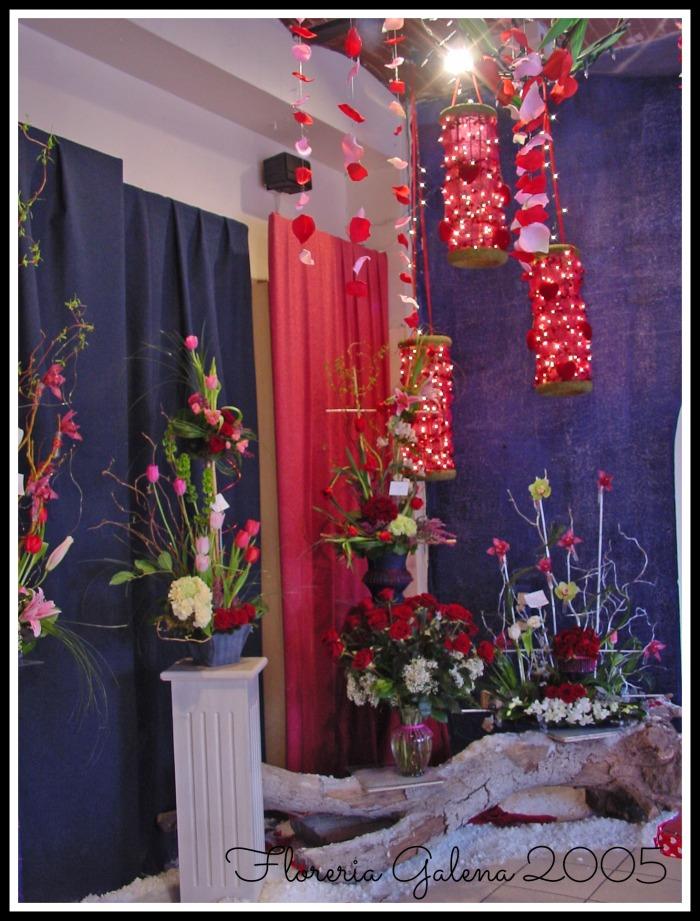 decorando para san valentin