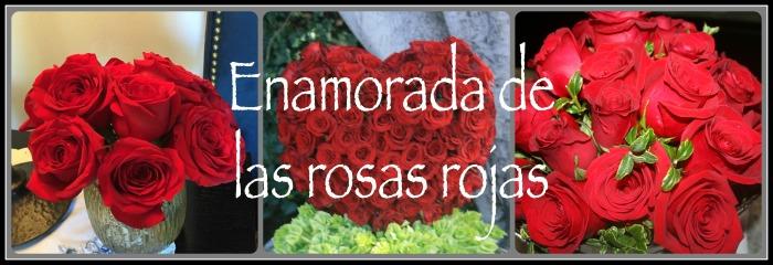rosas rojas para los enamorados