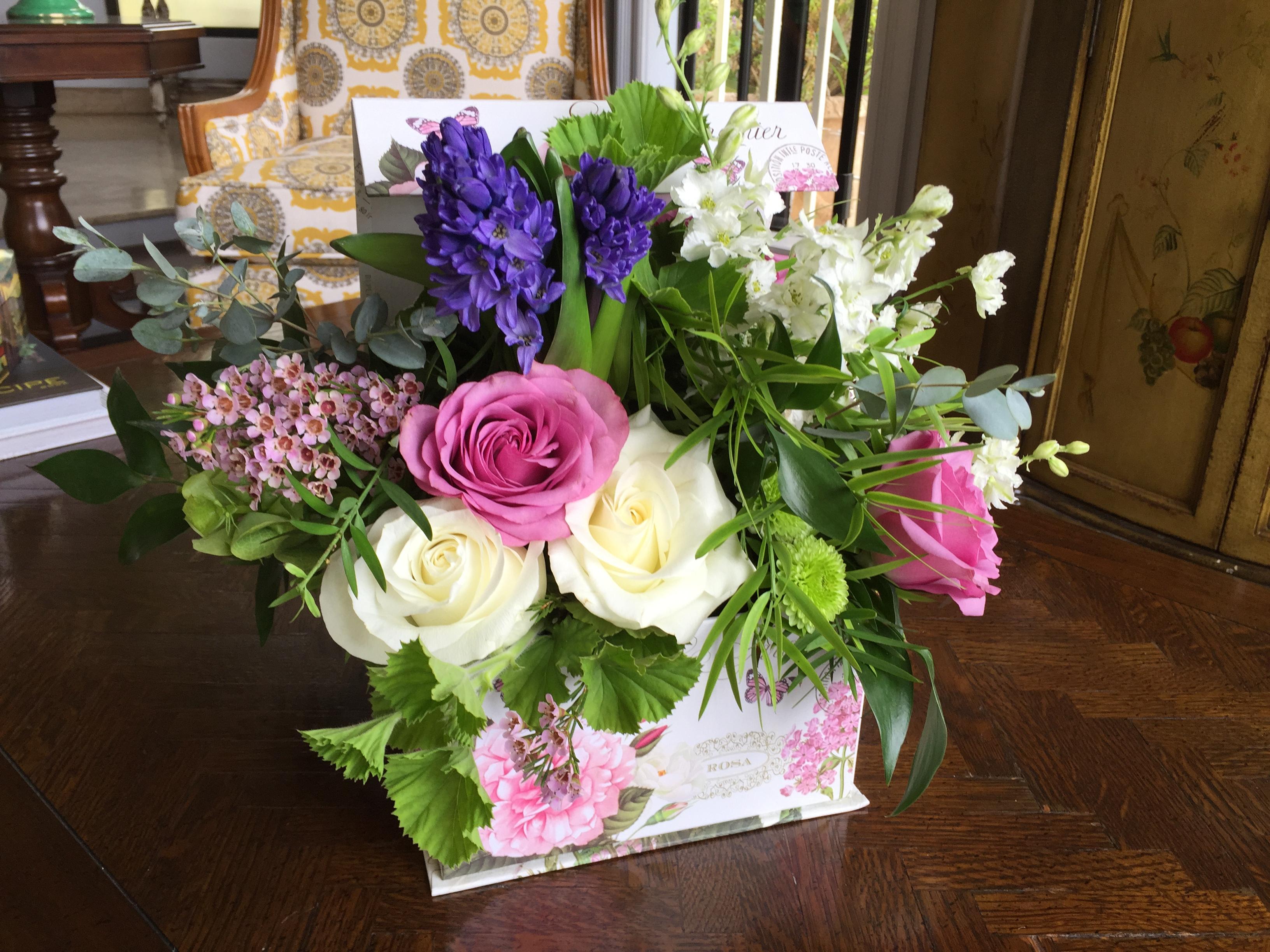 Jacintos, una de las flores más perfumadas que hay. | Ana Galena