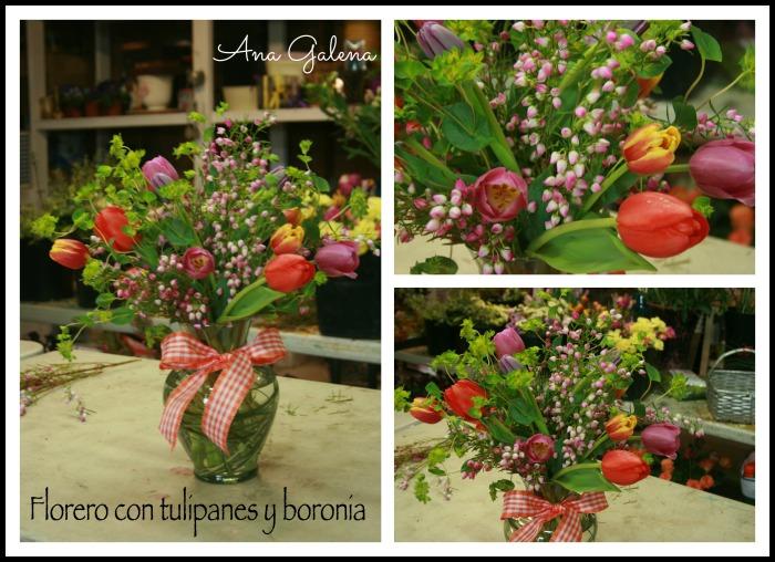 tulips florero de tulipanes