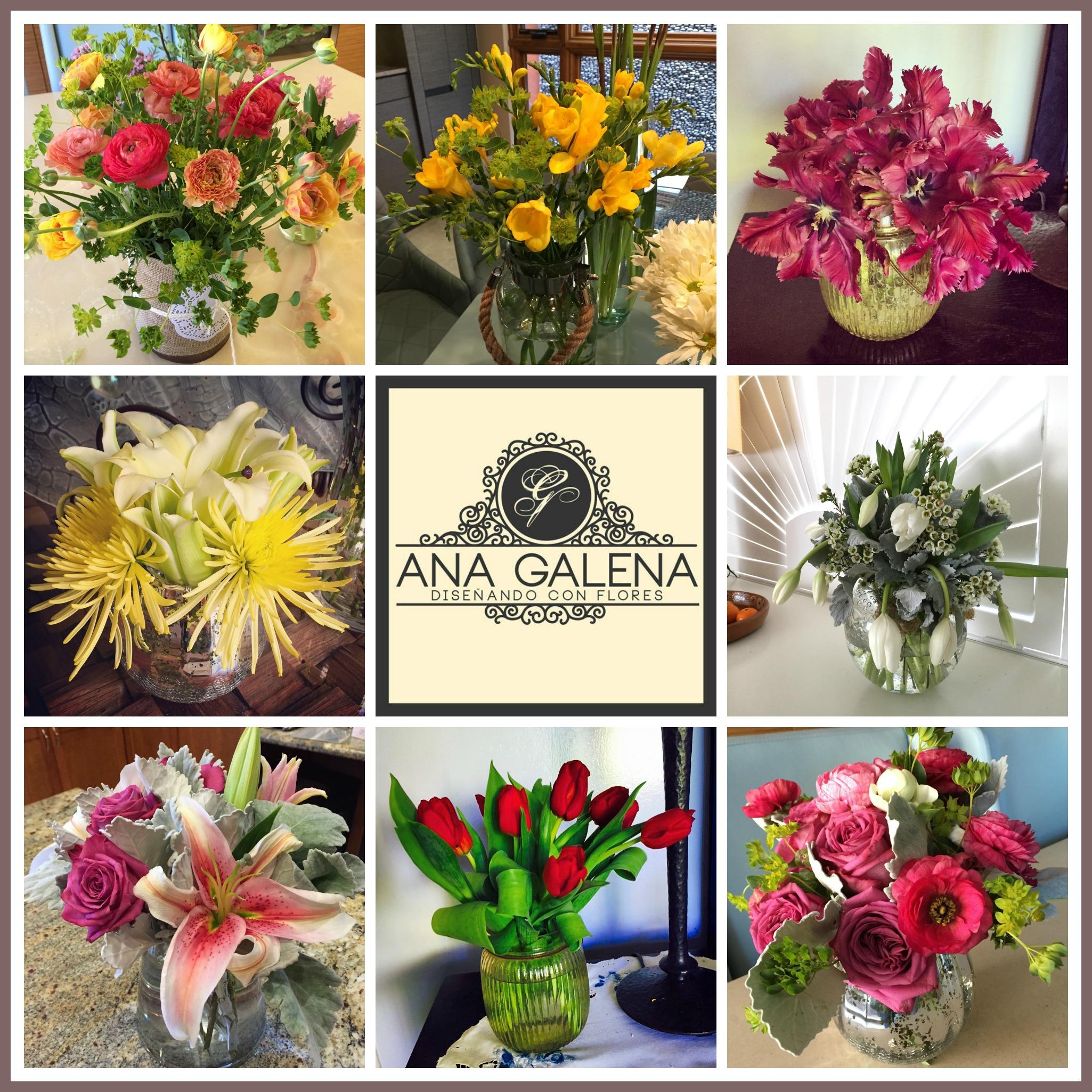 Consejos para decorar con flores naturales escuelita de - Flores artificiales para decorar ...