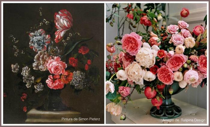 Inspirados en el arte del Siglo XVIII